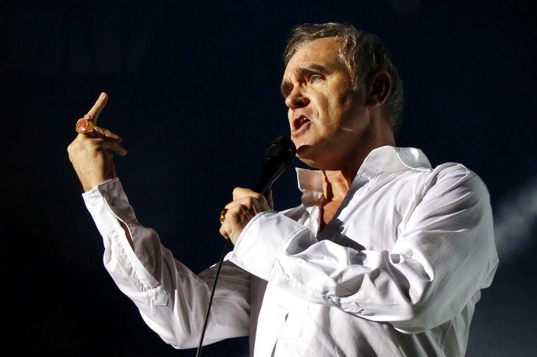 Morrissey heeft het gehad met het Weinstein schandaal.