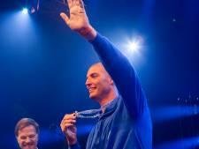 Burgemeester: Maarten van der Weijden krijgt ook huldiging in gemeente Waalwijk