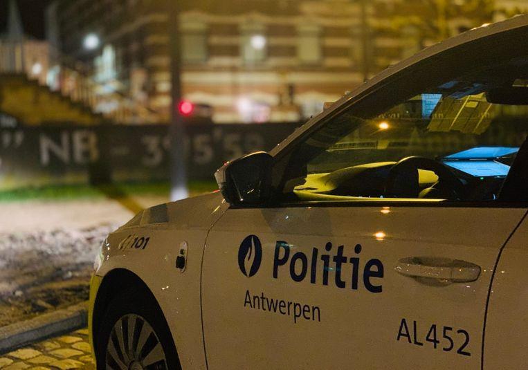 Lokale politie Antwerpen