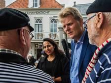 Jan Hamming ontvangt Erepenning gemeente Heusden