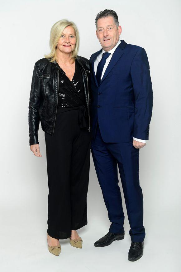 Ploegleider Rik Van Slycke en partner