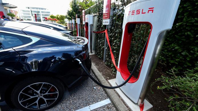 Elektrische Auto Makkelijker Opladen In Duitsland Economie Ad Nl