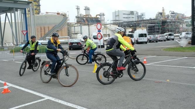 Chemiereus BASF in Antwerpse haven bekroond met Business Mobility Award