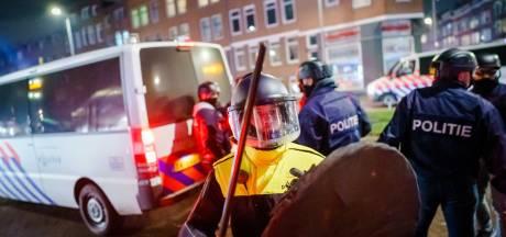 Rotterdamse politiechef over dreigende rellen: 'Vanavond drie keer zoveel ME'ers op de been als maandag'