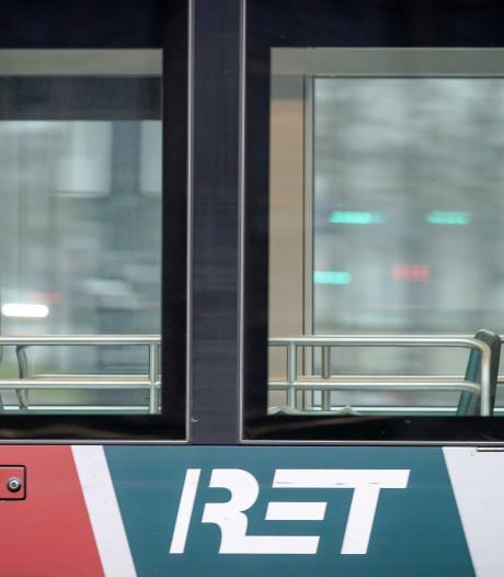Reizigers geven openbaar vervoer van de RET een dikke voldoende