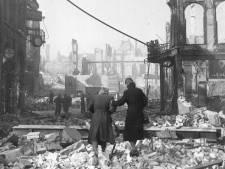 WOII-ooggetuigen sterven: 'koning helpt collectief geheugenverlies voorkomen'
