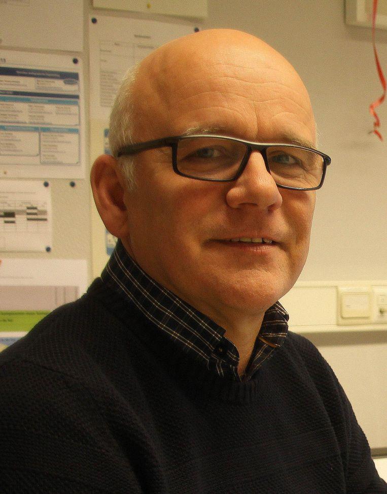 Directeur Luc Reynders.
