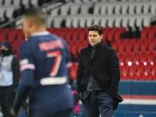 L'entraîneur du PSG, Mauricio Pochettino, positif à la Covid-19