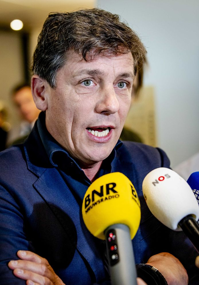 Voorzitter Jacco Vonhof van MKB-Nederland.