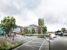 Breda wil woningen verwarmen met water uit de Mark