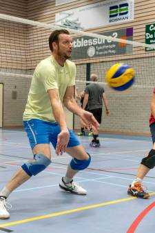 'Goud van oud' bij volleybalmannen Setash