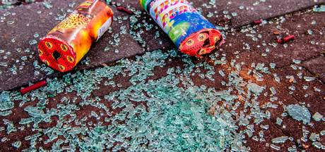 Vuurwerkschade in Hellendoorn: 13 mille
