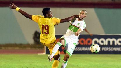 Anderlecht-kapitein Hanni schiet Algerije naar de overwinning