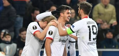 Eintracht Frankfurt dag na storm naar achtste finales in Europa League