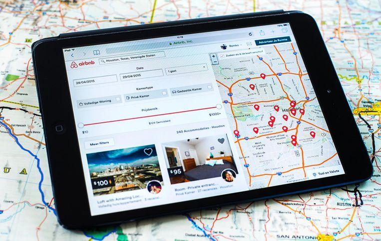 Airbnb is een online marktplaats voor de verhuur en boeking van privé-accommodaties.