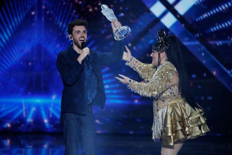Duncan Laurence zorgt voor het eerst in 44 jaar voor winst Songfestival