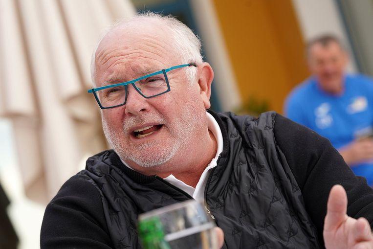 Frank Dierckens, voorzitter van KV Oostende.