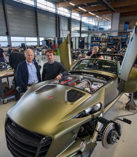 Joop Donkervoort (71) draagt zijn automerk met vanafprijs van 163.000 euro over