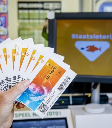 Man wint rechtszaak: Staatsloterij moet gekochte loten terugbetalen
