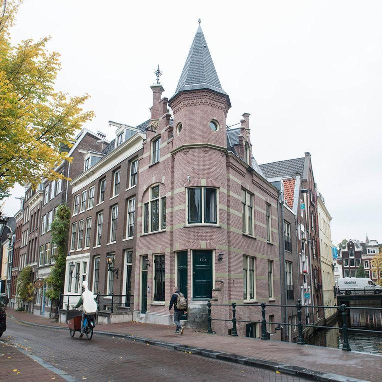Herengracht 395 Beeld Charlotte Odijk