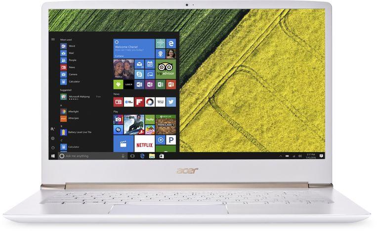 Acers Swift 5: stilaan een 'evergreen' onder de lichte laptops.