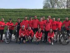 Team 76 uit Bommelerwaard is er klaar voor bij Roparun