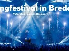 Breda meldt zich officieel voor Songfestival: 'Al kan geen enkele stad dit alleen organiseren'