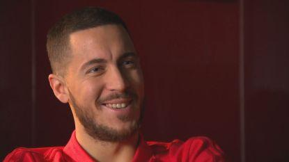 """Quizzen met Eden Hazard voor zijn 100ste cap: """"Preud'homme zou een goede volgende bondscoach zijn"""""""