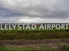 'Lelystad teleurgesteld over uitstel Lelystad Airport'