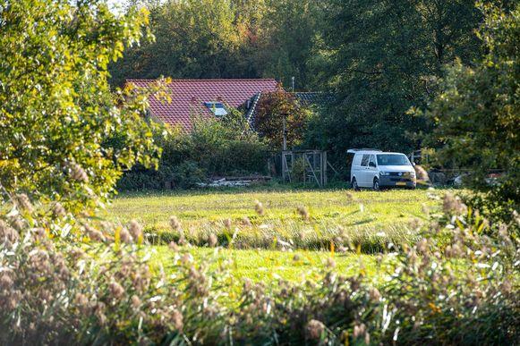 De bewuste boerderij in het Nederlandse Ruinerwold.