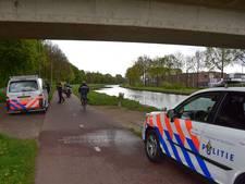 Drie mannen na korte klopjacht aangehouden voor berovingspoging in Tilburg