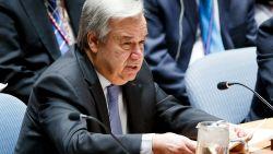 """Secretaris-generaal VN: """"Koude Oorlog is terug van weggeweest"""""""