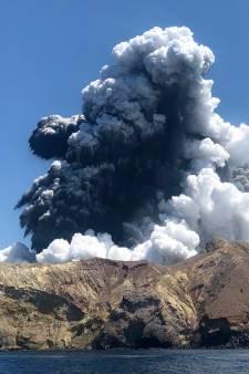 """Éruption en Nouvelle-Zélande: aller chercher les corps """"serait de la folie"""""""