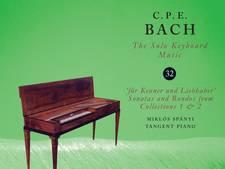 Spányi breekt lans voor Bachs specialiteit
