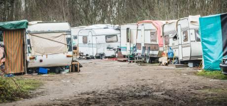 """Wordt Romaproject aan Lübeckstraat kleinschaliger? """"Doel blijft om een einde te maken aan alle barakken"""""""
