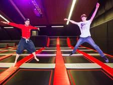 Alvast even springen in nieuw trampolineparadijs