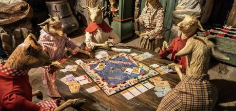 Eigen Monolopy bordspel voor Efteling