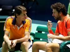 Daviscupteam wacht uitwedstrijd tegen Uruguay