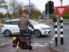 Fietersbond wil terug naar af: auto toch weer rechtsreeks naar Vlissingen, maar ook apart groen licht voor fiets