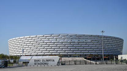 Het onaantrekkelijke decor van 500 miljoen euro dat in Europa League-finale niet volledig gevuld zal zijn