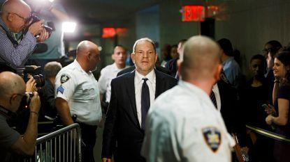 Harvey Weinstein pleit onschuldig voor verkrachting
