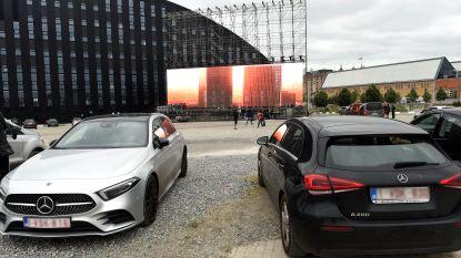 Thurn & Taxis krijgt openluchtbioscoop met scherm dat even groot is als een basketbalveld