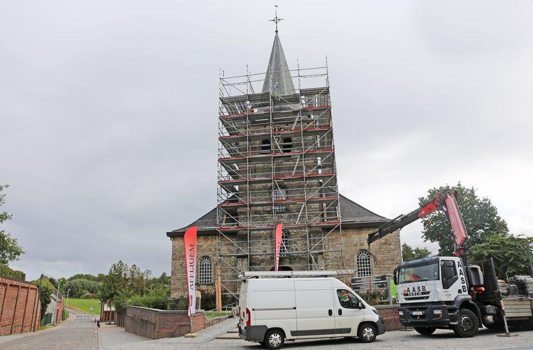 Kerk Onze-Lieve-Vrouw-Bezoeking in Essene