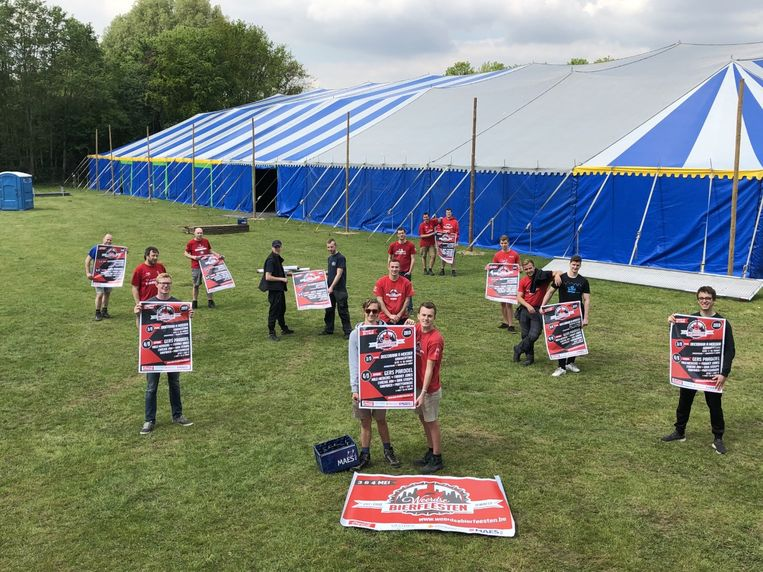 De organisatie van de Weerdse Bierfeesten legt momenteel de laatste hand aan de voorbereidingen van het festival dat komend weekend plaatsvindt.