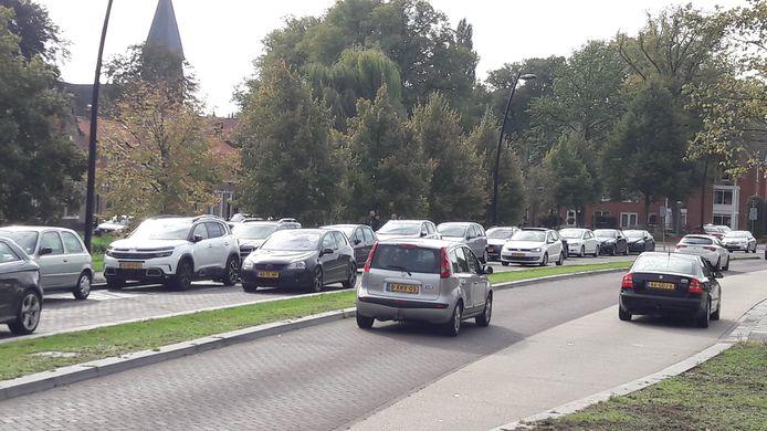 Per etmaal rijden gemiddeld 7500 motorvoertuigen over de Vitringasingel. Andere doorgaande wegen kunnen die extra auto's niet aan als deze route dicht gaat.
