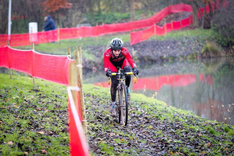 Het parcours van de GP Hasselt werd deze week al ingereden door de jeugd.