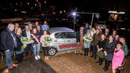 Shoppen in Lauwe levert Patrick Casteele een Citroën C1 op