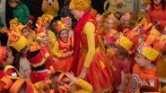 Kaatje danst en zingt in GO! Basisschool Klim Op