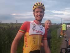Hartthijs de Vries wint de Coronaronde van Woensdrecht: 'Ik voelde me ook de sterkste vanavond'