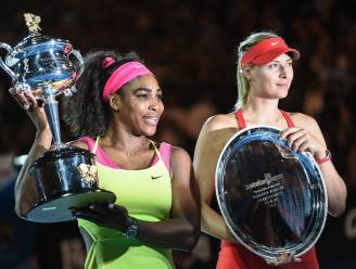 Williams lost Sharapova af als absolute grootverdiener in vrouwensport
